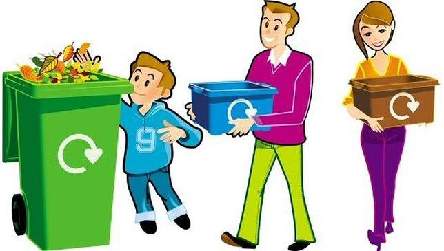 Przynieś śmieci, dostań rośliny