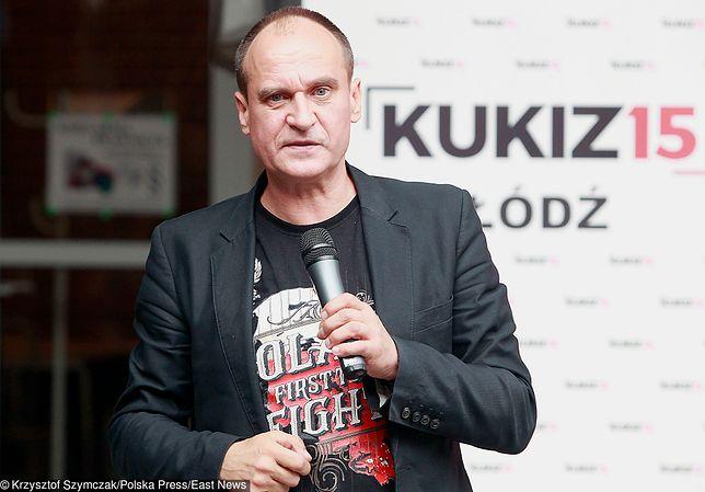 Paweł Kukiz udostępnił zdjęcie z okazji Dnia Feministek. W komentarzach burza