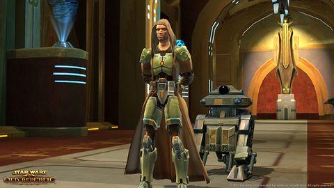 Jeśli mamy dziś 15 listopada, to Star Wars: The Old Republic właśnie staje się grą z darmowym dostępem