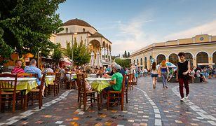 Ateny to stolica kraju
