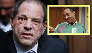 Tylko jednej osobie żal Harveya Weinsteina. To skazany za molestowanie kobiet i nieletnich Bill Cosby