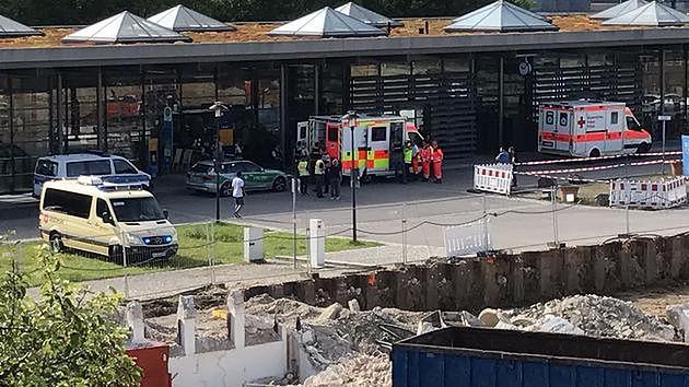 Strzelanina w Monachium. Trwa akcja policji