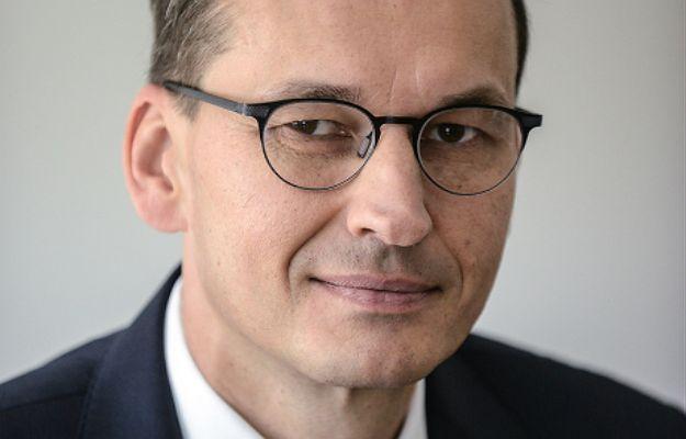 Mateusz Morawiecki, wicepremier PiS, nagrany przez Łukasza N.