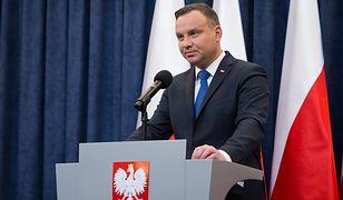 Szczyt klimatyczny. Prezydent Andrzej Duda zabiera głos