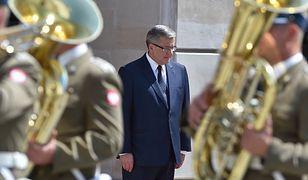 Wiesław Dębski: mógł Komorowski zostawić jeden problem rozwiązany. Ale nie...