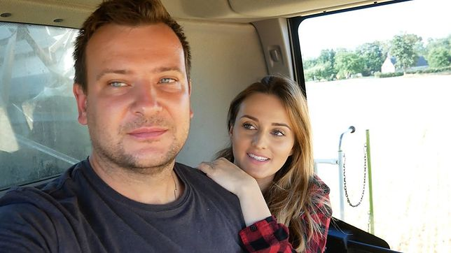 Anna i Grzegorz Bardowscy mają za sobą weekend we dwoje