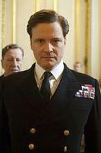 Colin Firth uczci nominację we wrześniu