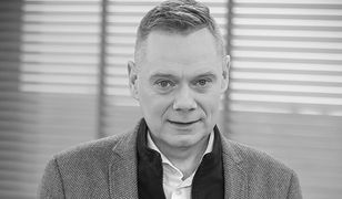 Nie żyje Rafał Poniatowski. Dziennikarz TVN24 walczył z ciężką chorobą
