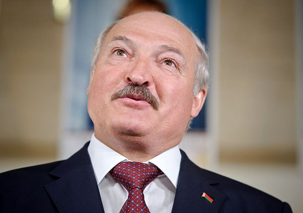 Łukaszenka przeszedł operację. Wszystko przez sport
