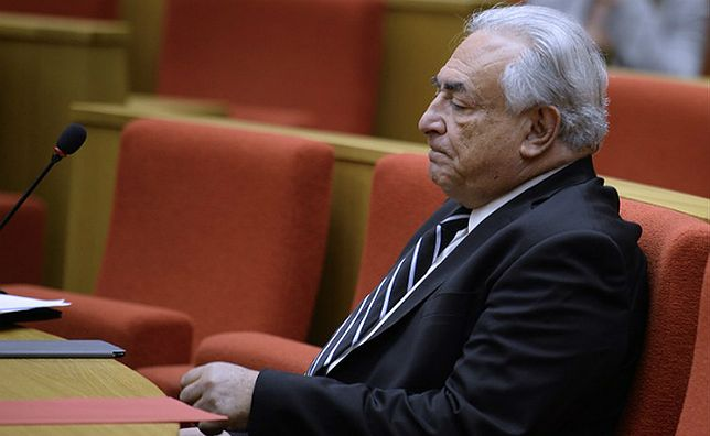 """Prokurator wnosi o uniewinnienie Strauss-Kahna. """"Nie popełniłem żadnego przestępstwa"""""""