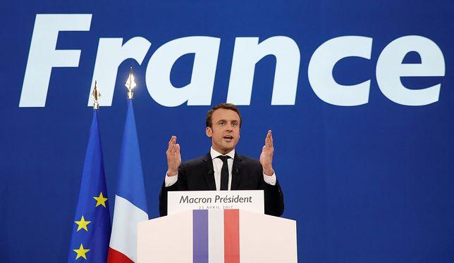 Poznajcie nowego prezydenta Francji. Kim jest Emmanuel Macron?
