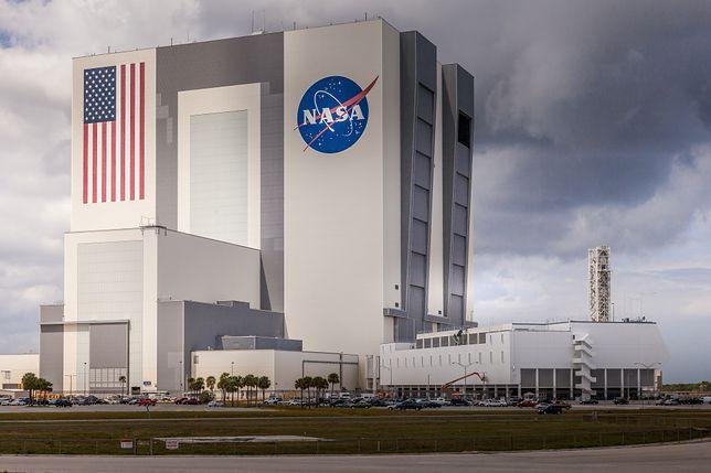 NASA – problemy przy budowie rakiety nośnej Space Launch System