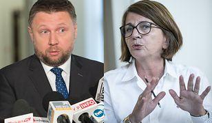 """Julia Pitera odpowiada Kierwińskiemu: """"To jest formuła godna raczej przedszkola"""""""