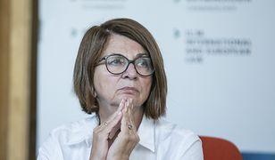 Julia Pitera: zostałam zawieszona. Rzecznik PO dementuje