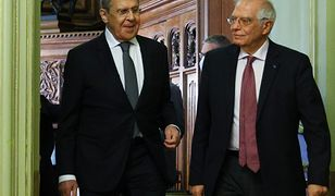 """Josep Borrell: """"Rosja nie wykorzystała szansy"""". Polityk w opałach"""