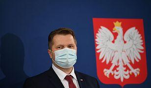 """""""Skandal i zażenowanie"""". Przemysław Czarnek reaguje na krytykę pomysłu resortu"""