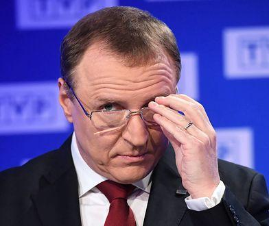 Proces TVP przeciwko prof. Sadurskiemu. Zeznania Jacka Kurskiego