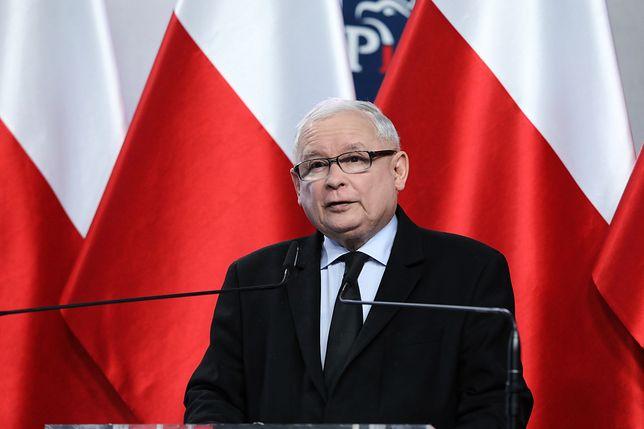Prezes PiS potwierdził, że akceptuje decyzję Marka Kuchcińskiego