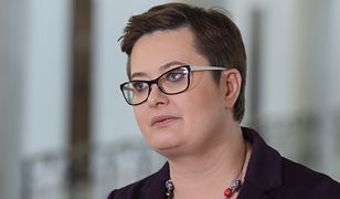 Przewodnicząca Nowoczesnej Katarzyna Lubnauer