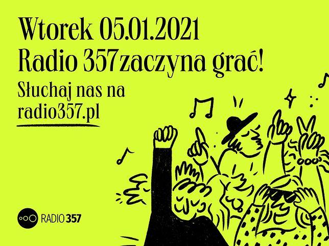 Radio 357 podało oficjalną datę startu. Kiedy zacznie nadawać?