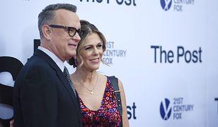 """Tom Hanks i Rita Wilson na premierze """"The Post"""""""