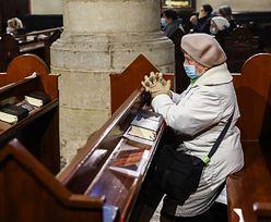 """Episkopat chce poluzowania obostrzeń w kościołach. """"Niesprawiedliwość"""""""