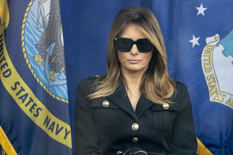 Nagie zdjęcia Melanii Trump. Burza w USA