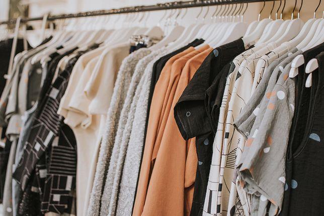 Promocje w sklepach na odzież jesienną