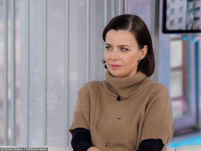 Agata Kulesza złożyła pozew o rozwód