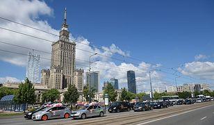 Kara dla protestujących taksówkarzy: 8 mandatów i 9 wniosków do sądu