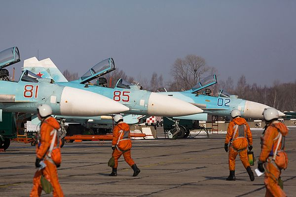 Rosja przestraszyła się polskich pocisków JASSM? Przesuwa planowaną bazę lotniczą na wschód