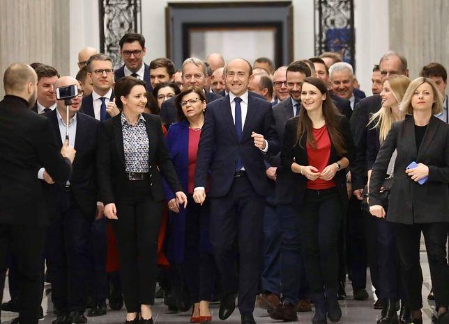 Borys Budka został nowym przewodniczącym Platformy Obywatelskiej.