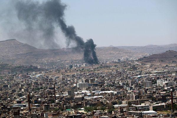 W stolicy Jemenu trwały starcia