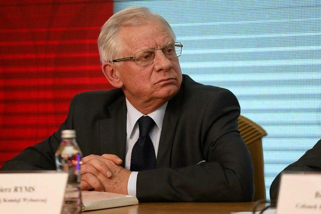 Sędzia Antoni Włodzimierz Ryms w latach 2003–2014 był członkiem Państwowej Komisji Wyborczej