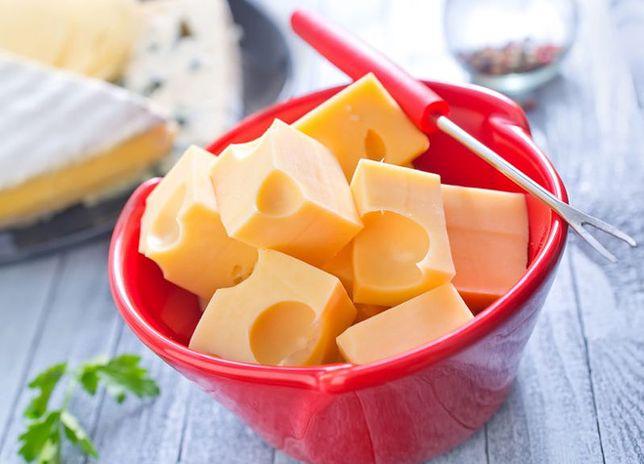 Tajemnice sera żółtego