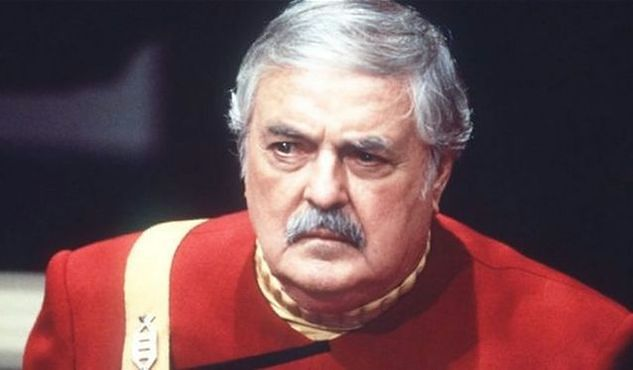 """""""Star Trek"""": Prochy gwiazdora na orbicie"""
