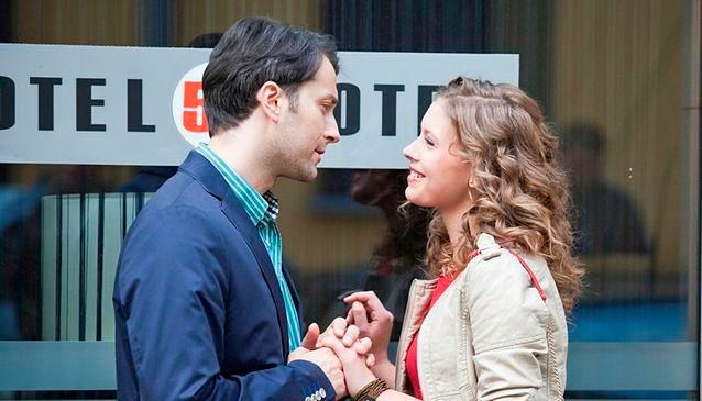 """Hotel 52"": Sara i Tomasz idą na randkę"