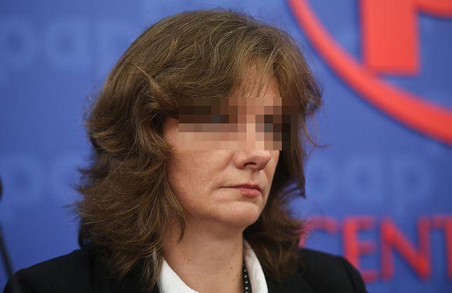Marzena K. pracowała w Ministerstwie Sprawiedliwości