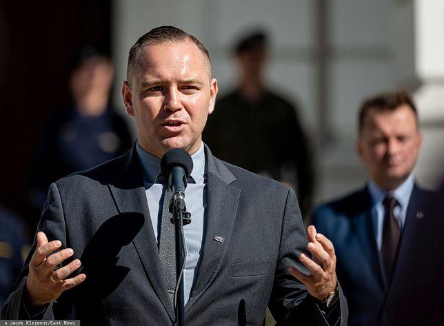 Dr Karol Nawrocki - dyrektor Muzeum II Wojny Światowej