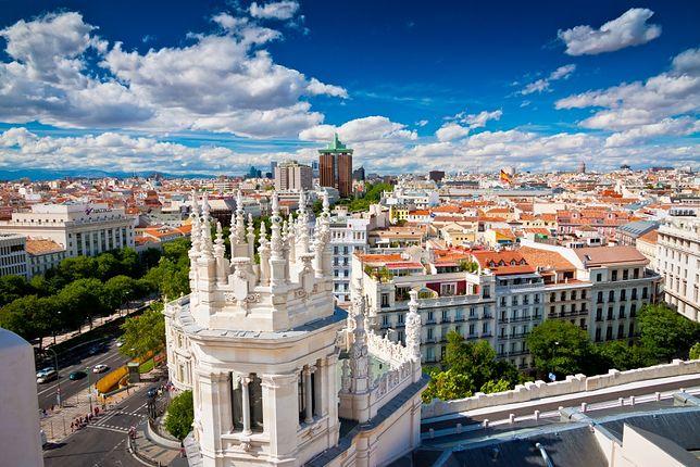 Madryt - królewskie miasto