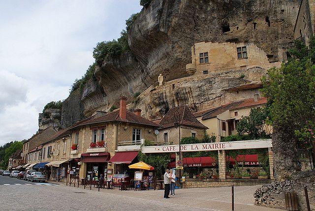Atrakcje Francji - Les Eyzies de Tayac