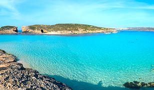 Błękitna Laguna - największa atrakcja maltańskich wysp