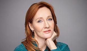 """J. K. Rowling odpowiada """"Szczęśliwa rodzina"""" na pytanie o marzenia. Kadr z filmu dokumentalnego Jamesa Runcia"""
