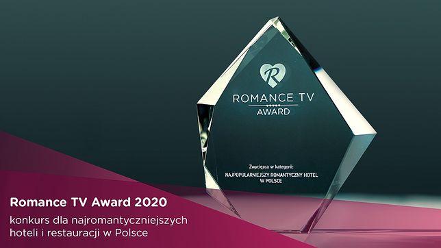 STARTUJE CZWARTA EDYCJA ROMANCE TV AWARD
