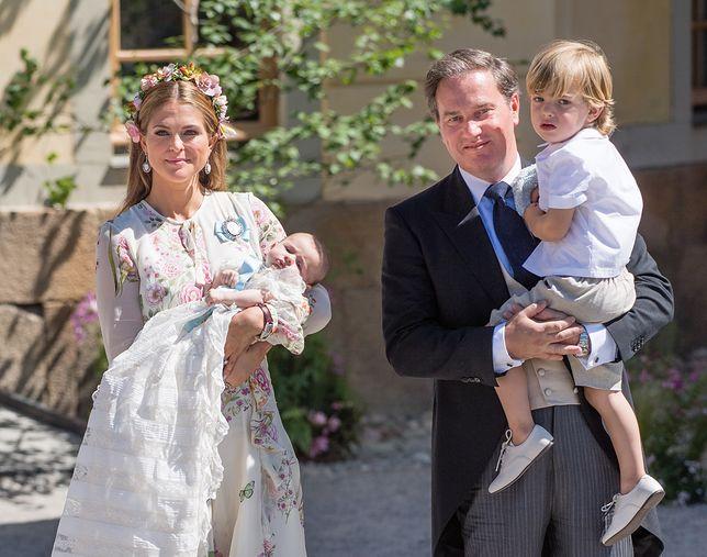 Dzieci księżnej Madeleine nie są już oficjalnymi członkami dworu królewskiego