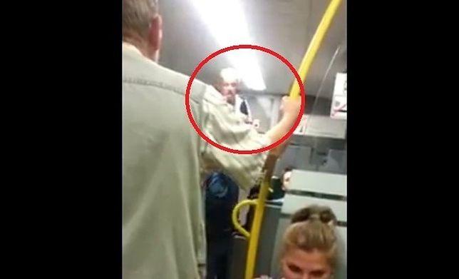 Konduktor uderzył awanturującego się pasażera. OMZRiK szykuje zawiadomienie
