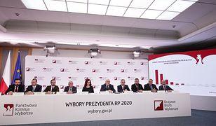 Wyniki wyborów 2020. Frekwencja wyborcza według PKW na Mazowszu