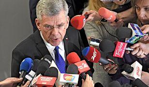 Stanisław Karczewski, polityk PiS, marszałek Senatu od 2015 roku