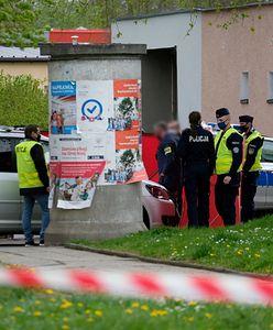 Śmierć policjanta w Raciborzu. Ujawniono wstrząsające nagrania