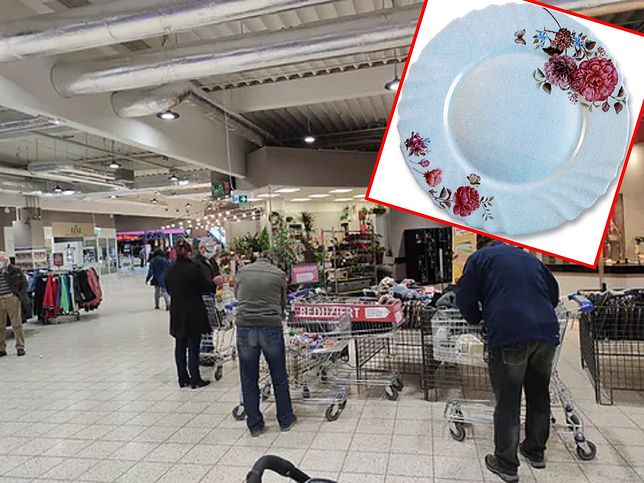 TEDi wycofuje talerze dekoracyjne (zdj. ilustracyjne) (fot: WP.pl, Główny Inspektorat Sanitarny)